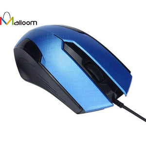 Malloom Mouse Gaming Rechargeable Wired Mouse Finger mouse Optical Positioning 1200 DPI For Computer Pc Laptop