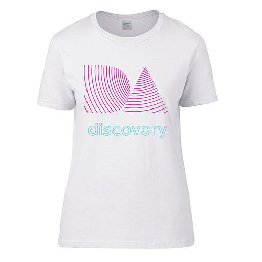 Discovery Adventures Icon Ladies T Shirt