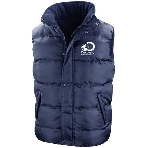 Discovey Adventures Mens Gilet