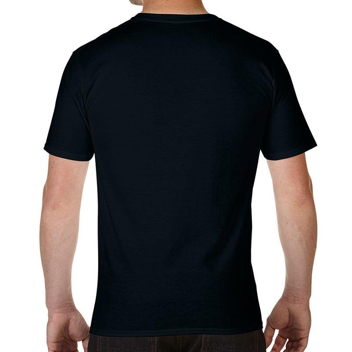 Personalised Mens V Neck T-Shirt