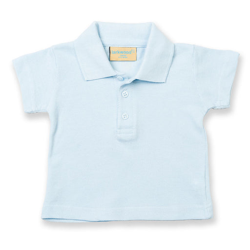 Personalised Baby Polo Shirt