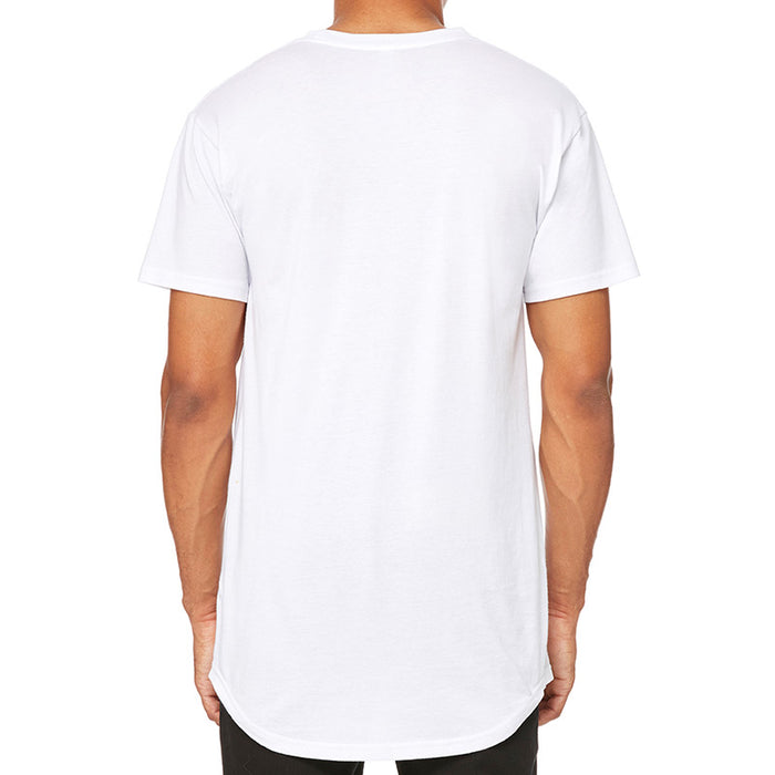 Personalised Long Length T-Shirt