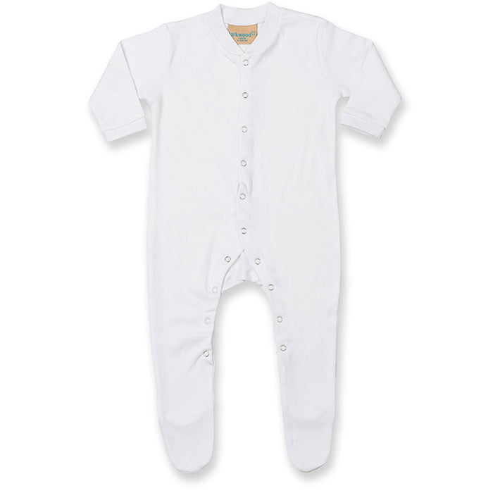 Personalised Baby Sleepsuit