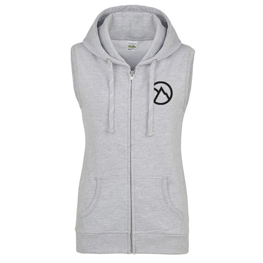 Discovery Ladies Sleveless Hoodie