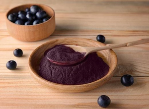 1 KG of BRAZILIAN ORGANIC PURE ACAI BERRY POWDER Freeze Dried Fruit anti aging protein