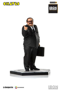 Senor Barriga Chavo del Ocho Chapolin Deluxe 1/10 Art Scale Collection - Iron Studios