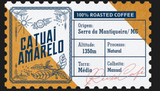 Catui Brazilian Especial Coffee Beans Medium Roast - Roasted SAME DAY 1kg / 2.2 lbs