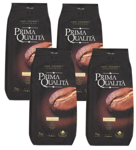 Roasted Ground Coffee Vacuum-Sealed Extra Strong Taste of Countriside 500g MELITTA (Pack of 4)
