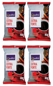 Roasted Coffee Beans Made for Espresso 500g SANTA LÚCIA (Pack of 4)
