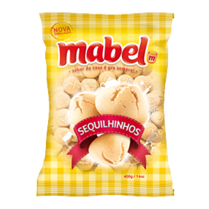 Sequilhos MABEL Pacote 400g