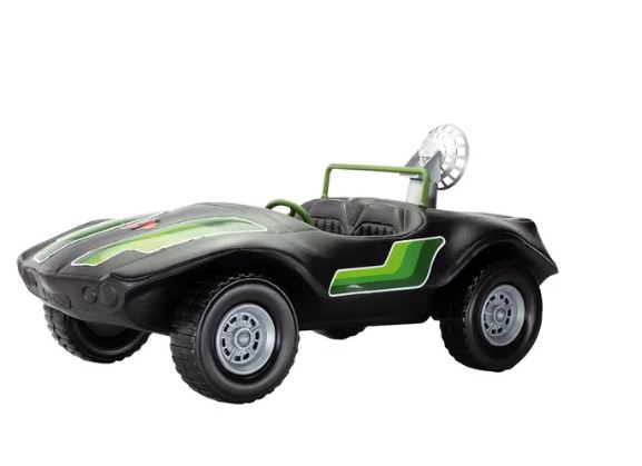 Brazilian Original Falcon Buggy Chase in the Sahara Estrela Collectible Toy