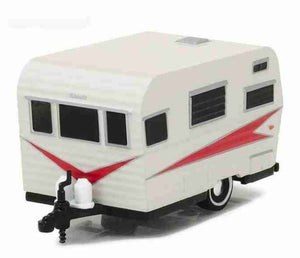 Trailer Siesta Travel 1959 1:64 Greenlight Miniature Collection Automotive Car