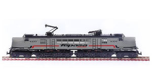 Locomotive V8 FEPASA Phase III 3059 Eletric Automotive Miniature Collection Art