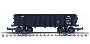 Cosipa 2020 Gondola Ore Wagon FRATESCHI Miniature Modeling Collection Figure