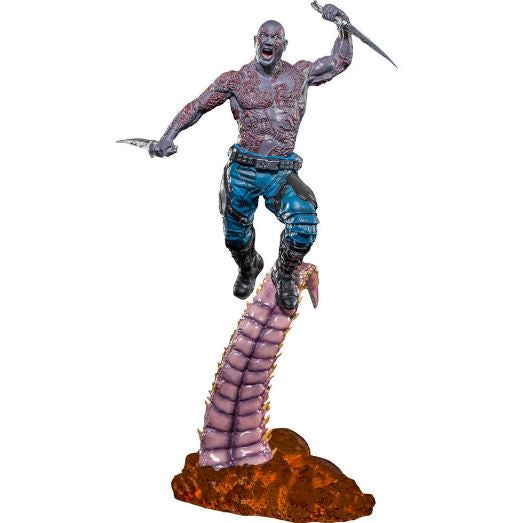 Drax Iron Studios Guardians of the Galaxy 1/10 Collectible Original