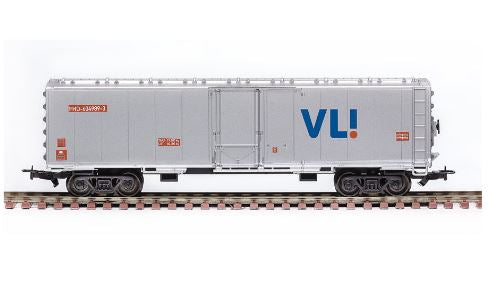 Hopper VLI 2070 Closed Wagon FRATESCHI Miniature Collection Modeling Figure