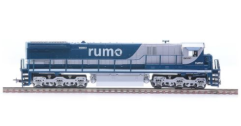 Locomotive C30-7 RUMO 3079 Automotive Miniature Collection Modeling Figure Art