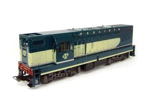 Original Miniature 1:87 Electric Locomotive G12 CPEF HO Frateschi Collectible