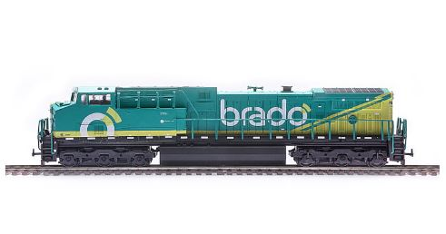AC44I BRADO 3077 Locomotive Automotive Miniature Modeling Collection Figure Art
