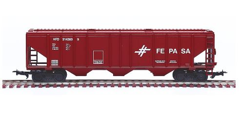 Fepasa Phase II Closed Hopper Wagon 2046 FRATESCHI Miniature Collection Figure