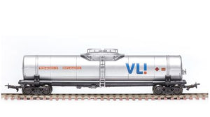 Original Tank Car TCD VLI 2071 Frateschi Miniature Modeling Collection Figure