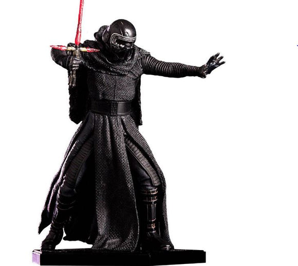 Original Kylo Ren Star Wars 1/10 Iron Studios Miniature Collection Action Figure