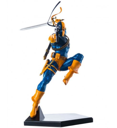 Deathstroke 1/10 Art Scale Collectible DC Comics Original Iron Studios