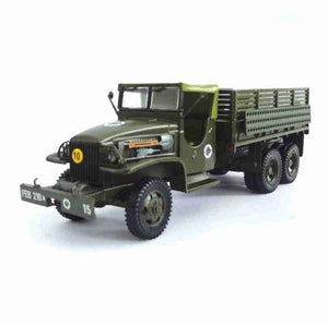 GMC CCKW 353 1939 Brazilian Army 1:43 Ixo Models Metal Miniature Collection