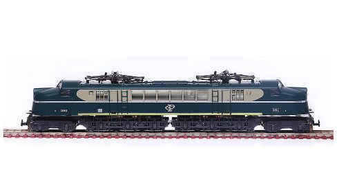 CPEF V8 3050 Locomotive Eletric Automotive Miniature Modeling Collection Figure