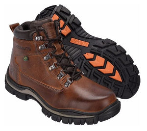 Original Brazilian Shoes Full Boot Azimute Adventure 900 Cowhide Leather Trail
