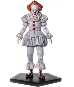 Original Pennywise Iron Studios Miniature Collection Art Scale 1/10 It The Thing