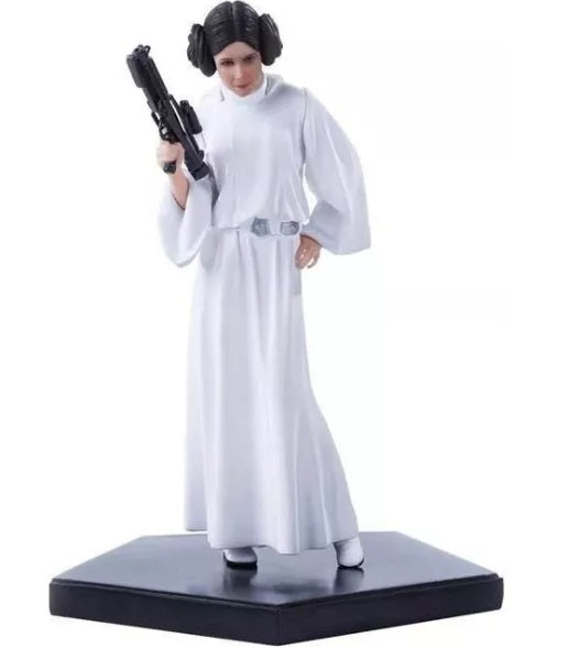 Original Iron Studios Art Scale 1/10 Princess Leia Star Wars Action Miniature
