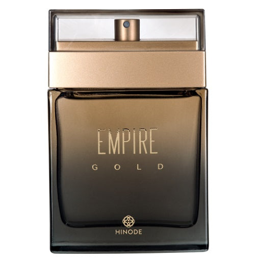 Brazilian Original Male Perfume Fragance Cologne Empire Gold 100ml - Hinode