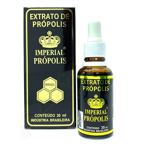 Brazilian Original Natural Imunnity 30% Green Propolis Extract 30ml - Imperial