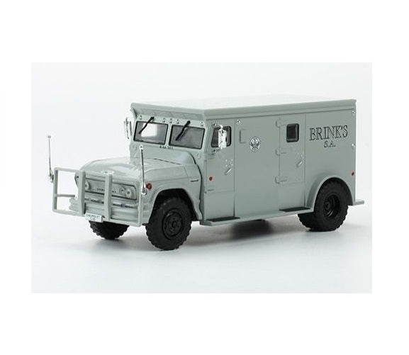 Service Vehicles Collection Brazil Ed. 51 Chevrolet C-65 Armored Car Brinks IXO
