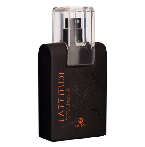 Brazilian Original Male Perfume Fragance Lattitude Stamina 100ml - Hinode