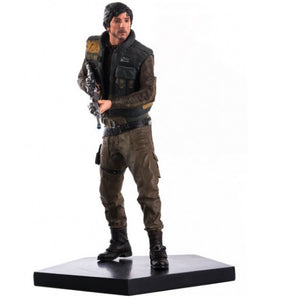 Captain Cassian 1/10 Rogue One Star Wars Miniature Art Scale - Iron Studios