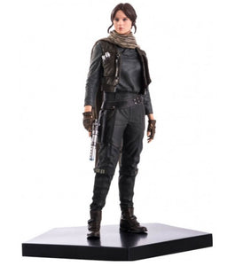 Original Miniature Jyn Erso Star Wars Rogue One 1/10 Art Scale - Iron Studios