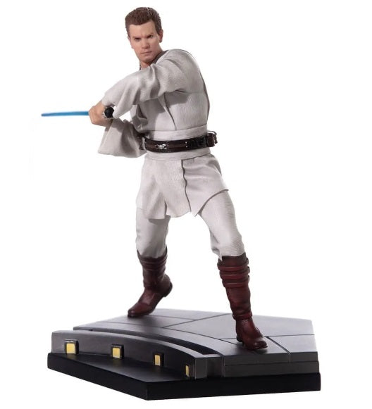 Original Star Wars Obi-Wan Kenobi Art Scale 1/10 Miniature Figure - Iron Studios