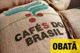 Organic Obata Brazilian Coffee Beans Medium Roast - Roasted SAME DAY 1kg / 2.2 lbs