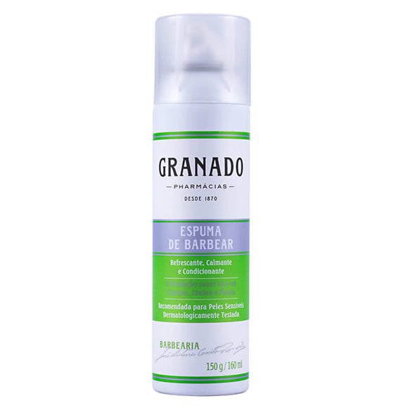 Granado Barber - Shaving Foam 150g