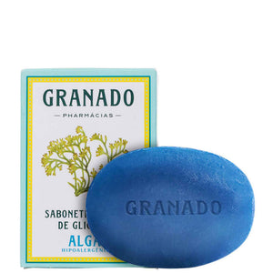 Granado Glycerin Soap Vegetable and Seaweed - Soap in Bar 90g