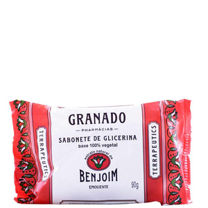 Granado Terrapeutics benzoin Glycerin - Soap in Bar 90g