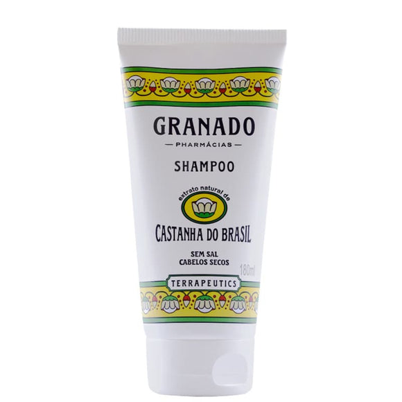 Granado Terrapeutics Chestnut of Brazil - Shampoo without Salt 180ml
