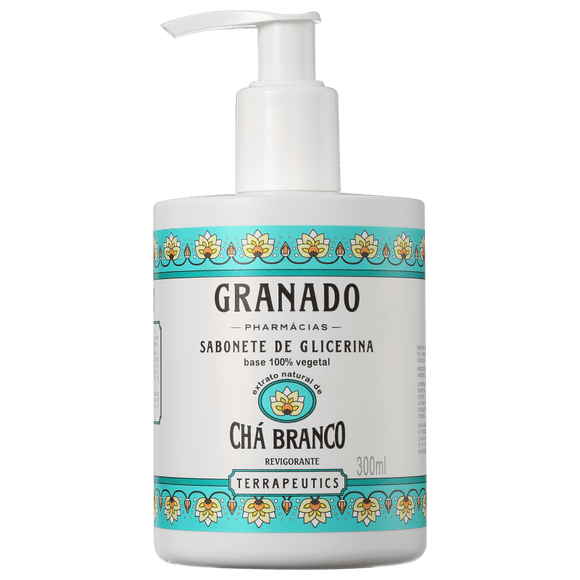 Granado Terrapeutics White Tea - Liquid Soap 300ml