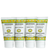 Kit Granado Terrapeutics Bath Chestnut of Brazil (4 Products)