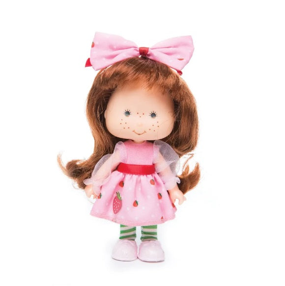 Brazilian Original Estrela Doll Little Strawberry Moranguinho Classic Toy