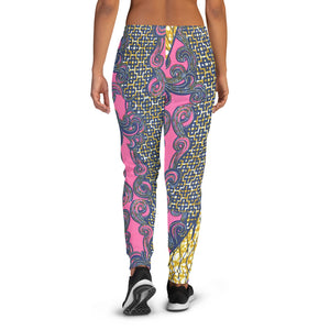 Ankara Prints Pattern Women's Joggers