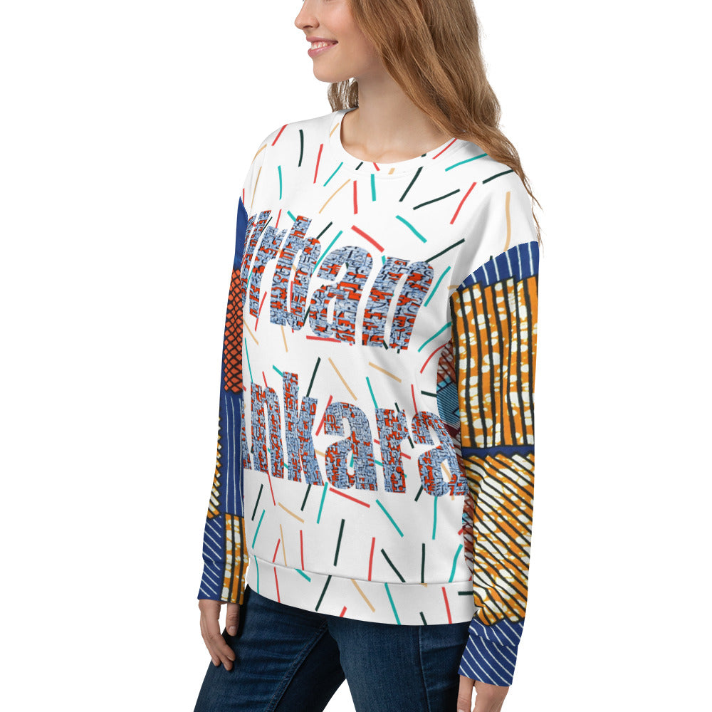 Multi Patterned Unisex Jumper