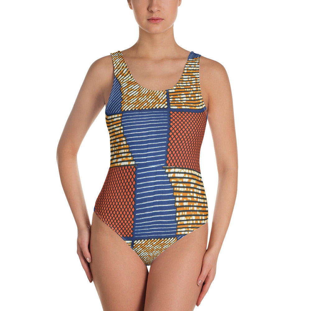 Ankara/African prints One-Piece Swimsuit